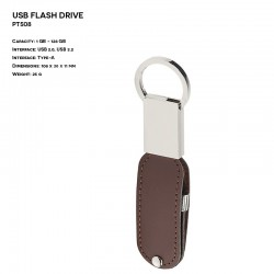 Leather ER KEYCHAIN PT508...
